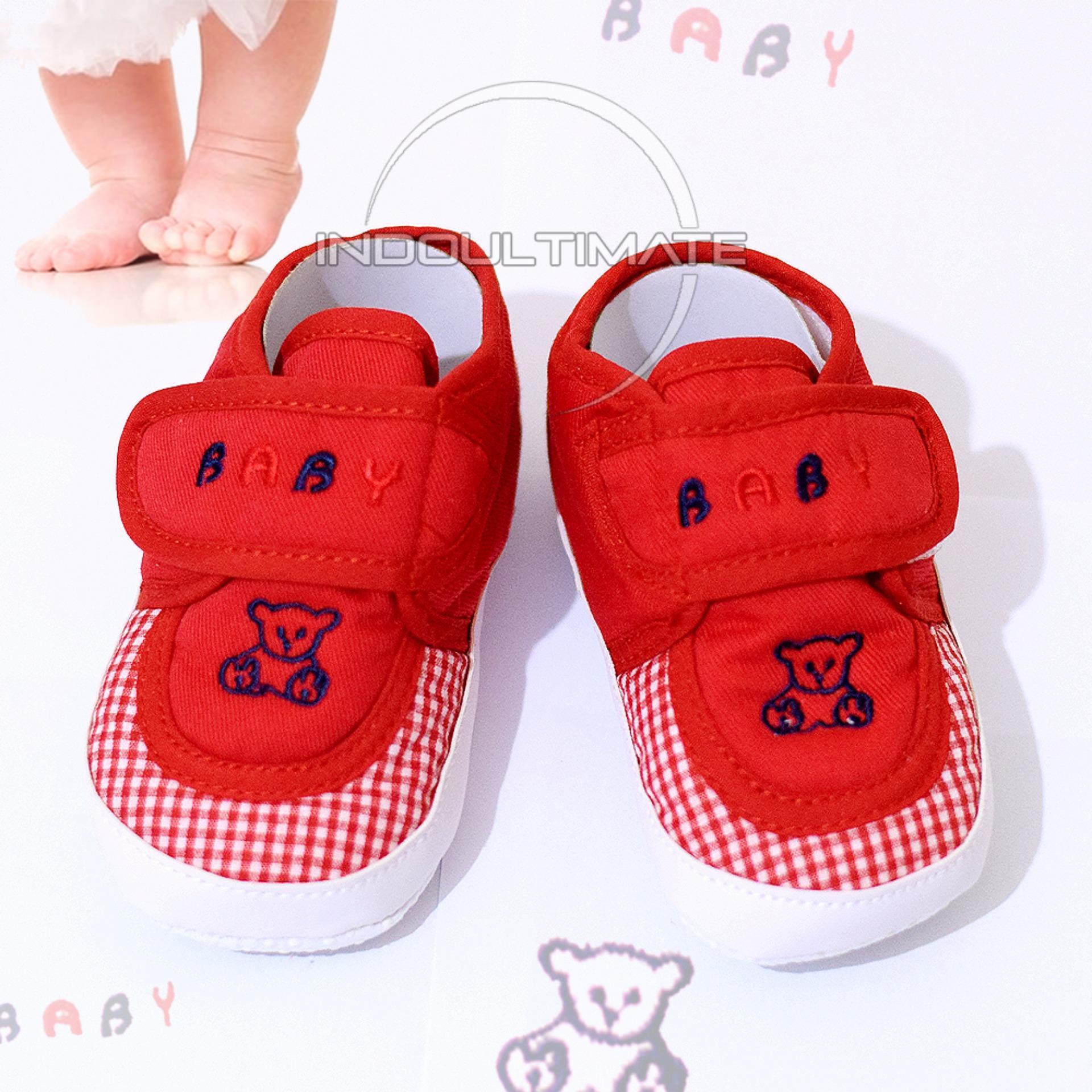 ... Karet Bayi Skidder Sepatu Motif 3d Polkadot Merah Uk 21 Page Source