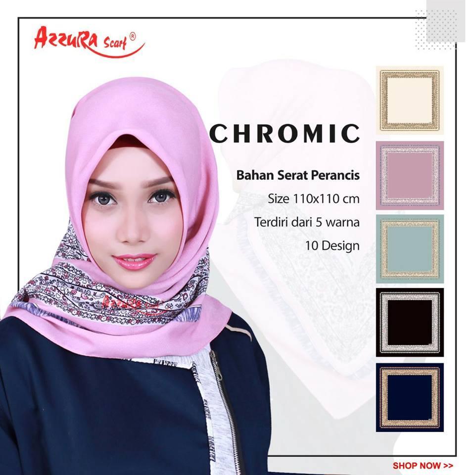 Cek Harga Baru Hijab Segi Empat Motif Satin Velvet Lamiz Jilbab Segiempat Kerudung