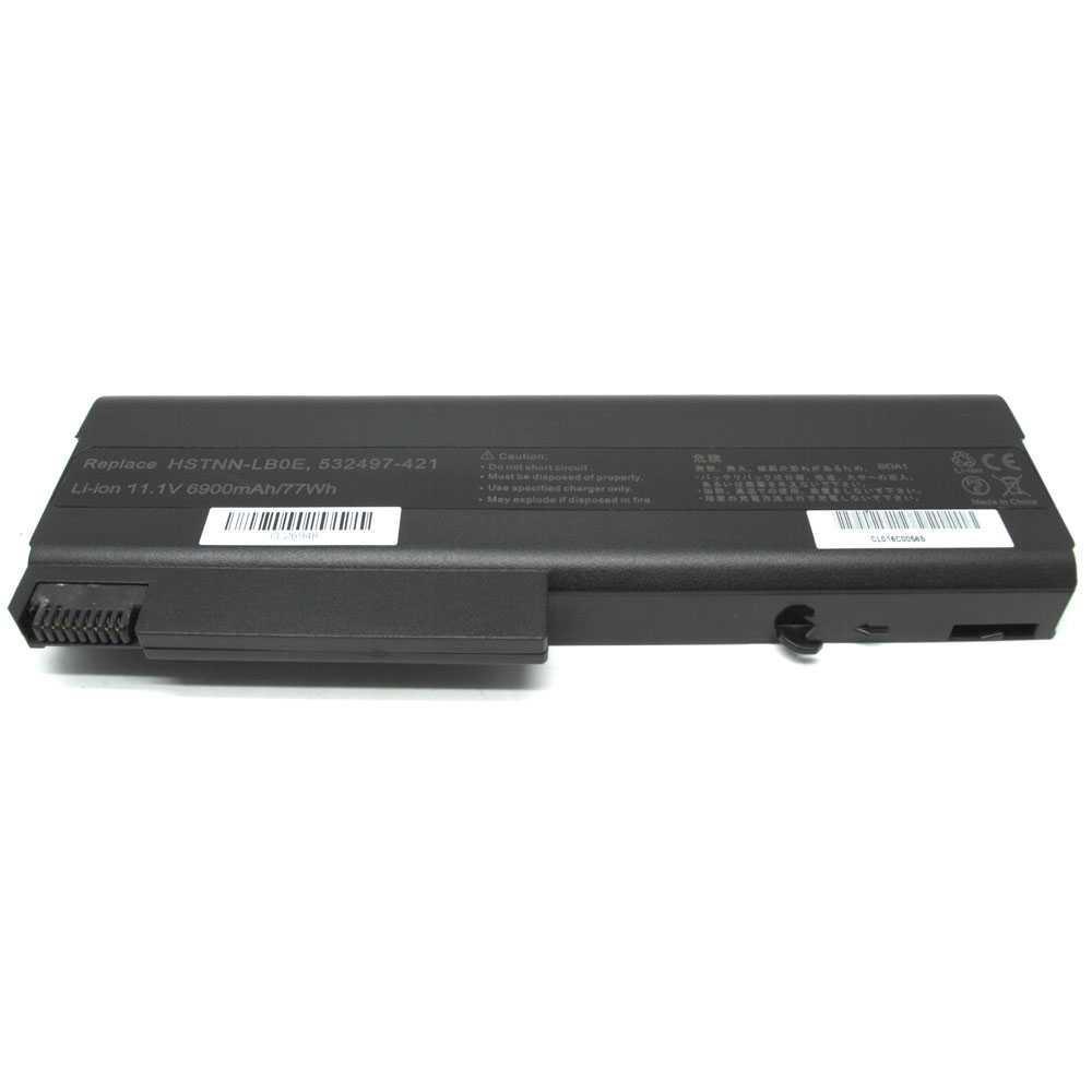 Baterai HP Elitebook 6930p EliteBook 8440p Elitebook 8440w Probook 6440b High Capacity (OEM)