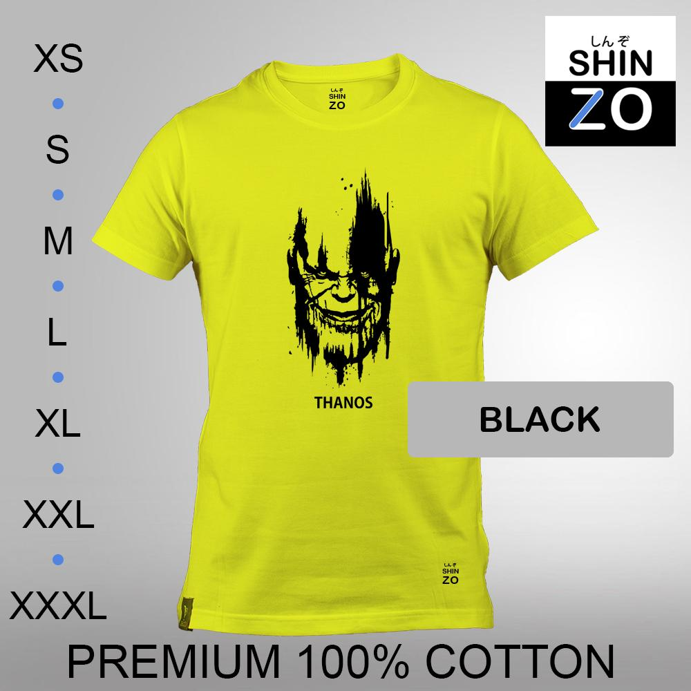 Beli T Shirt Yellow Store Marwanto606 Produk Ukm Bumn Outer Panjang Berkerah Shinzo Design Kaos Oblong Distro Tee Casual Fashion Atasan Cloth Anime Custom