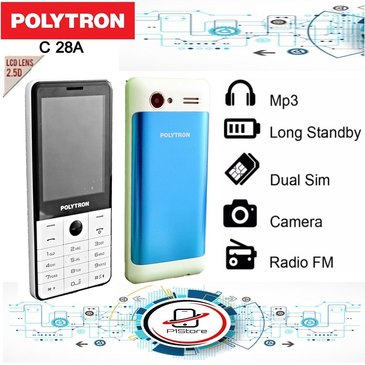 Jual Polytron C28a Murah Garansi Dan Berkualitas Id Store W3430 Wizard Crystal Rp 249000