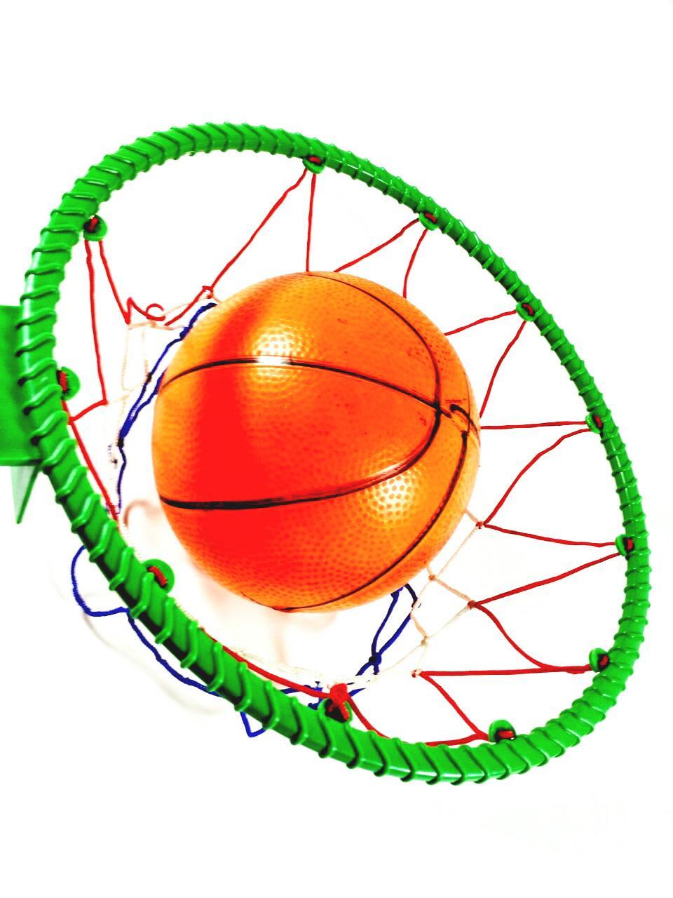 Mainan bola basket dan Ring basket