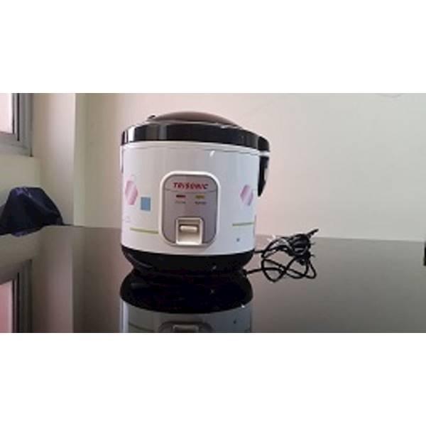 Rice Cooker 1.2L Paling Murah Dan Bagus TRISONIK Spt Philips Miyako