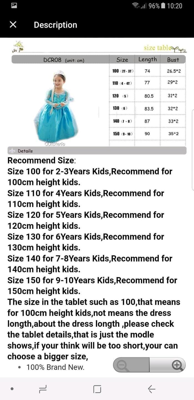 Cuci Gudang Kaos Anak Model Frozen  Gaun Baju Anak Frozen 40 Kaos