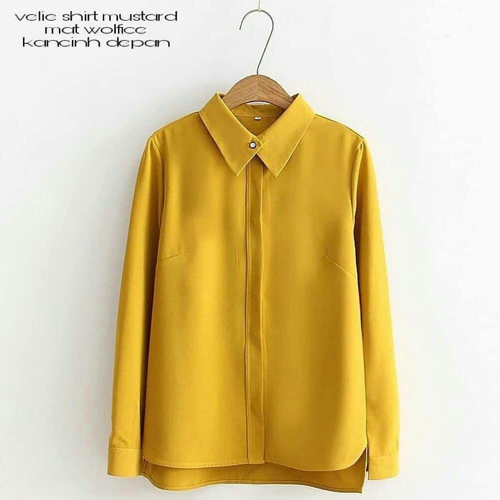 VELIE SHIRT PR001, Jual Baju Atasan Super Diskon Termurah Terbaru