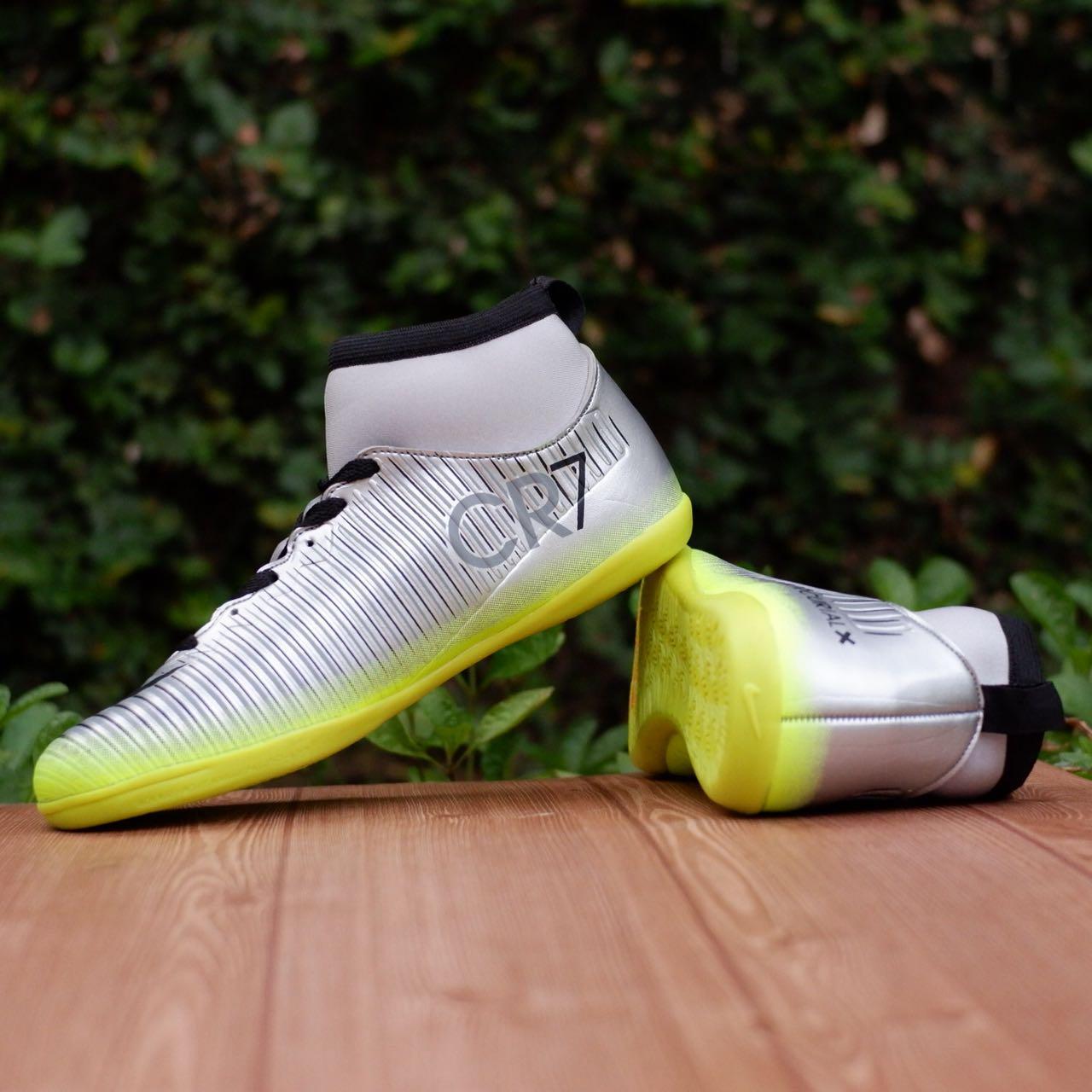 Sepatu futsall C`R 7 BOOT [BISA BAYAR DI TEMPAT]