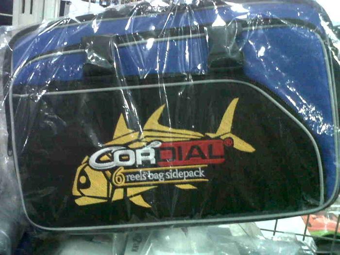 tas reel/reel bag bahan bagus model baru merek cordial - AK7INV