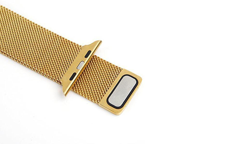 ... Cooltech Apple Watch 42Mm Milanese Loop Magnet Strap Band Stainless Series1/2/3 -
