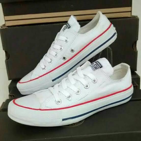 sepatu converse all star classic low sneakers sekolah kuliah santai in vietnam chuk taylor Sepatu Casual Converse All Star Classic Pria / wanita free BOX/Bukan Adidas Nike Wakai 001