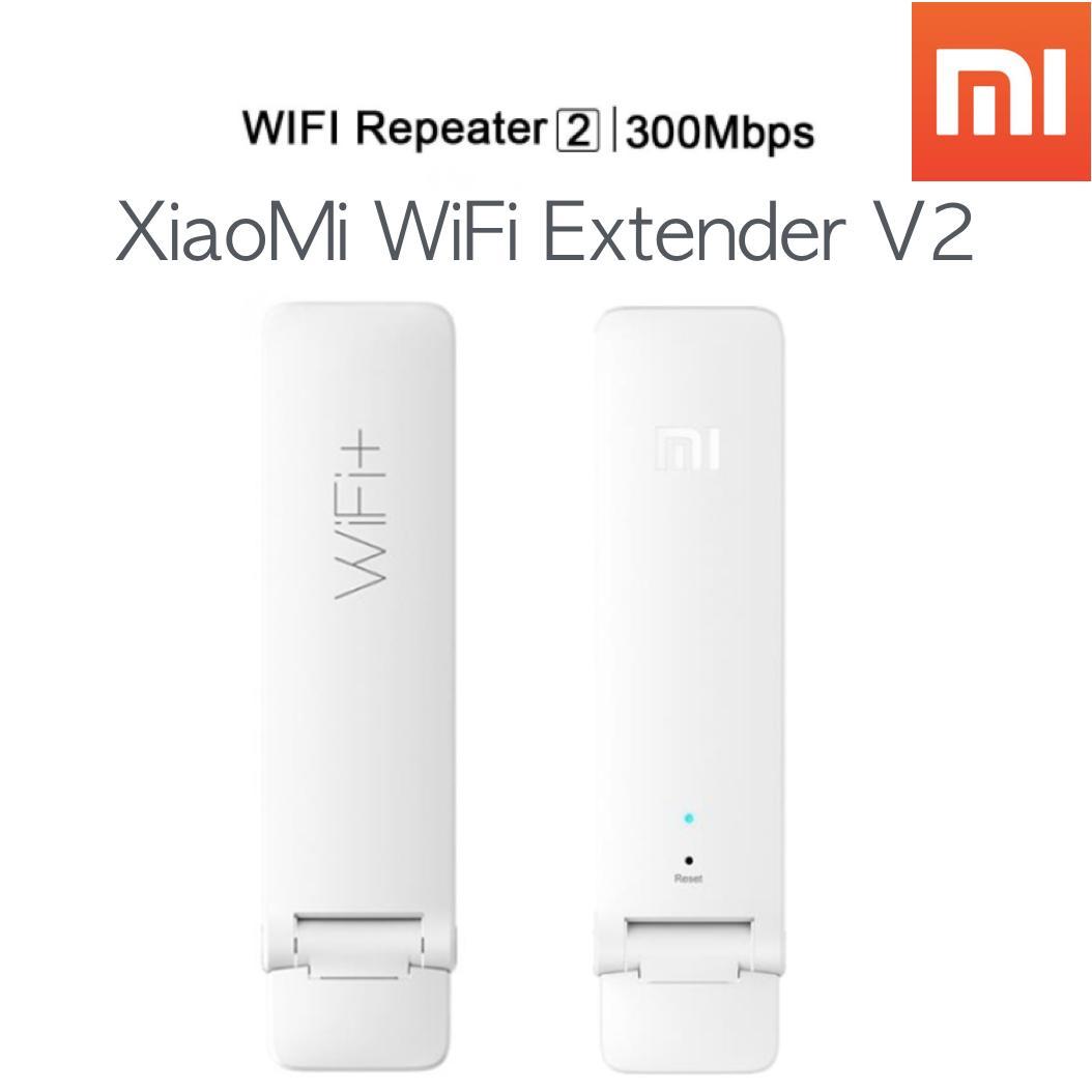 Wifi Range Extender Kextech Wireless N Repeater 300mbps Wl0189 Xiaomi Mi 2 Original 100