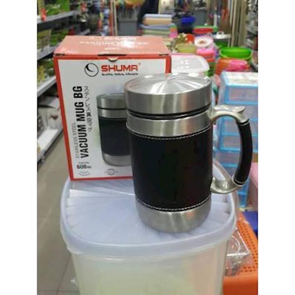 Shuma Stainless Steel Vacuum Mug Bg 600 Cc Paling Dicari