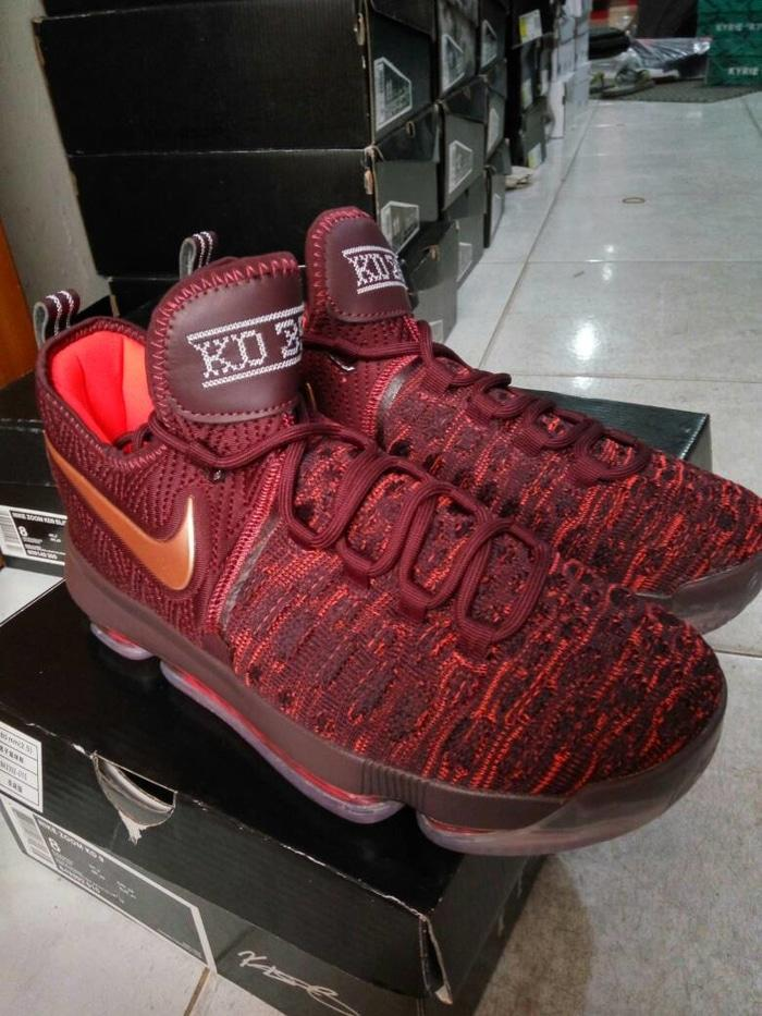 Sepatu Basket Nike KD 9 The Sauce