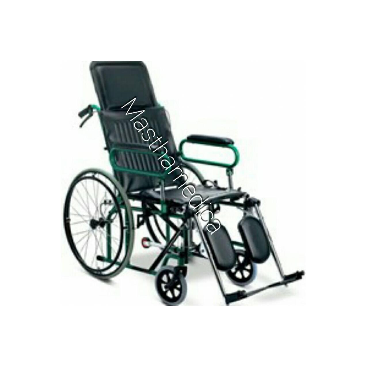 Kursi Roda Multi Fungsi 3 in 1 (Kursi roda + Tidur) FS 902 GC GEA