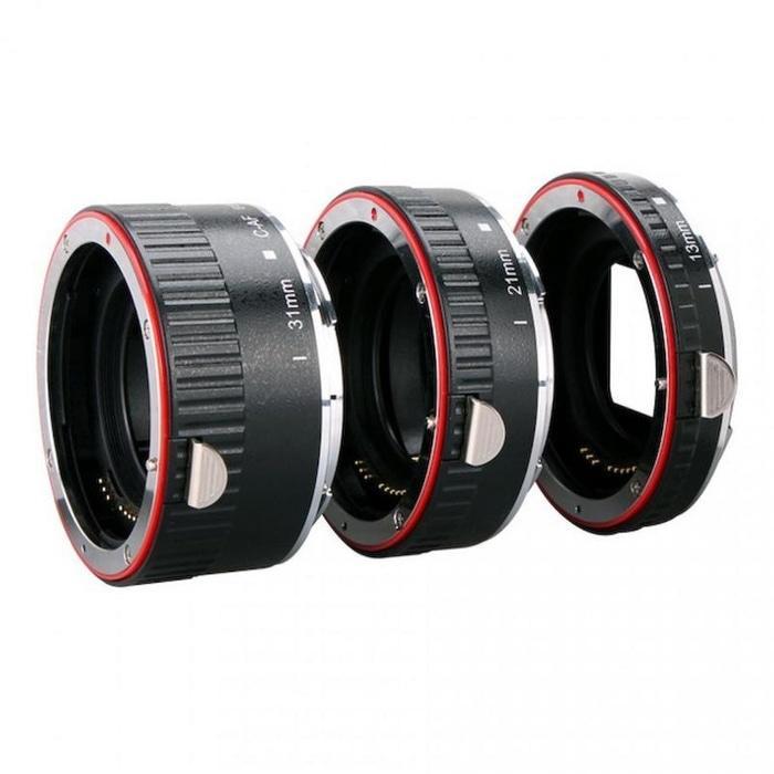 Lensa Canon EF Dan EF-S- 13Mm- 21Mm- 31Mm Macro Extension