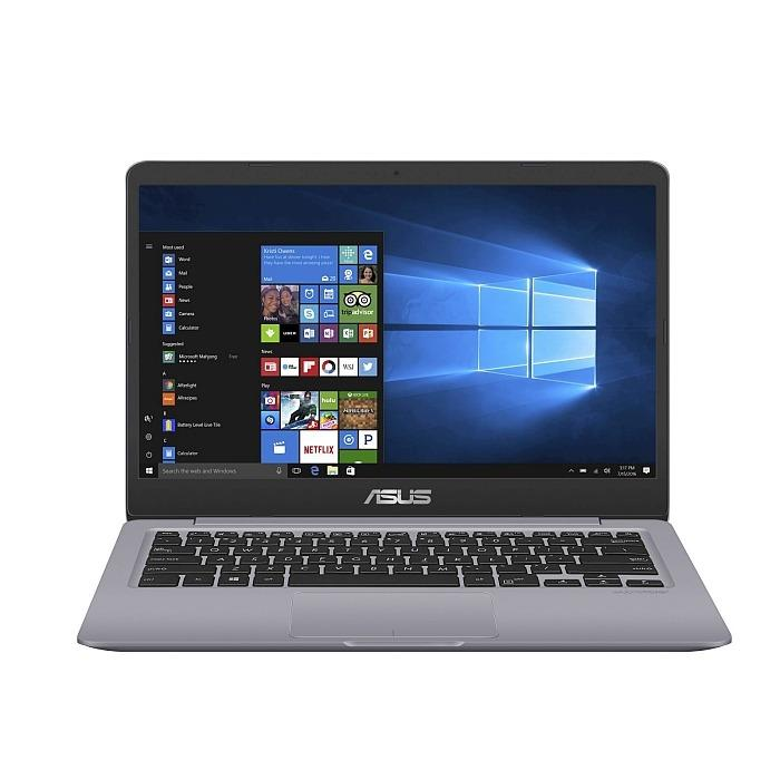 ASUS Vivobook S410UF Slim design Laptop [Intel Core i7-8550U 4GHz/8GB/1TB+128GB SSD/Nvidia MX130-2GB/Win10/Grey]