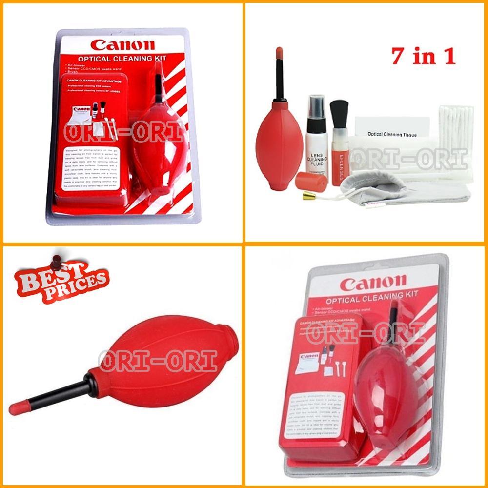 Canon Optical Cleaning Kit / Cleaning Kit Camera Canon / Pembersih Lensa Camera Canon [ ori-ori ]