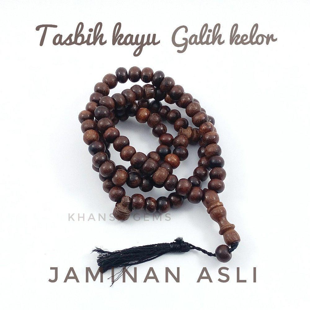 Tasbih Kayu Original Galih Kelor Isi 99 Harga Nga Nguras Kantong