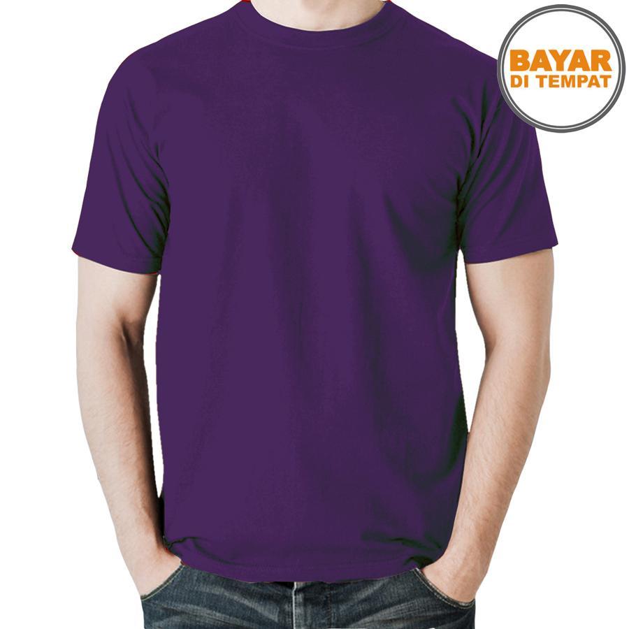 Warna solid Slim polo kemeja kerah lengan pendek t-shirt ((Spot) putih