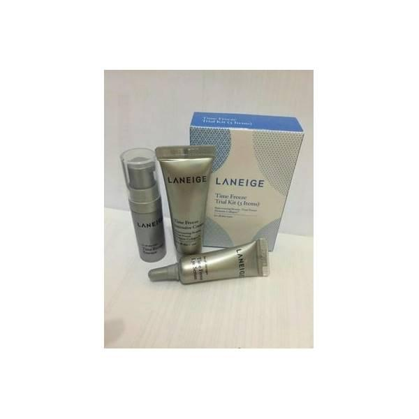 LANEIGE TIME FREEZE TRIAL KIT -