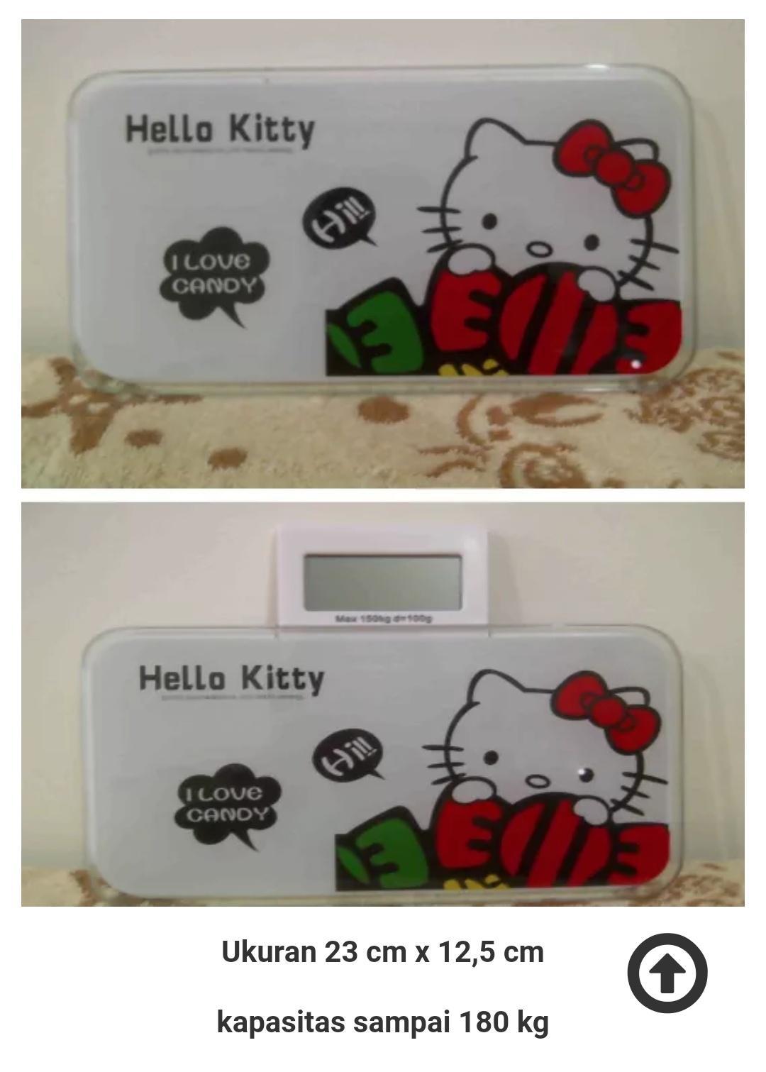 Buy Sell Cheapest Timbangan Digital Hello Best Quality Product Badan Kitty