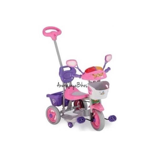 Sepeda Roda 3 Family Police 5983 - Nrqcxy