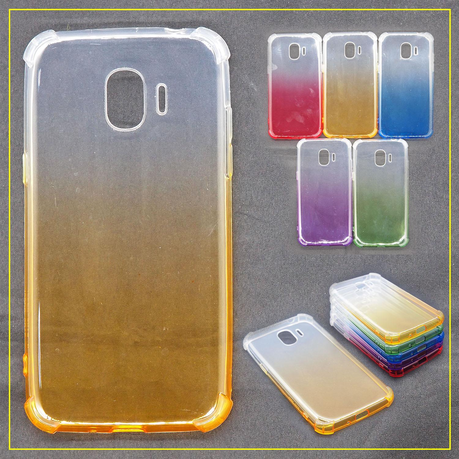 Case Ultrathin Crack Ombre Samsung J2 Pro