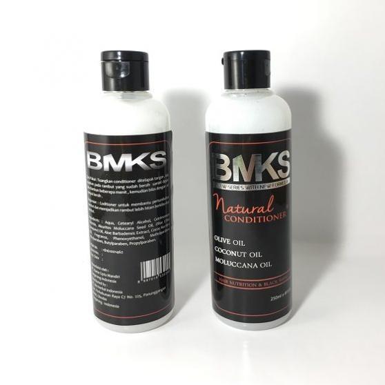 Conditioner Kemiri BMKS / Penumbuh Pelebat Penguat Rambut Botak BPOM Original Asli 100%