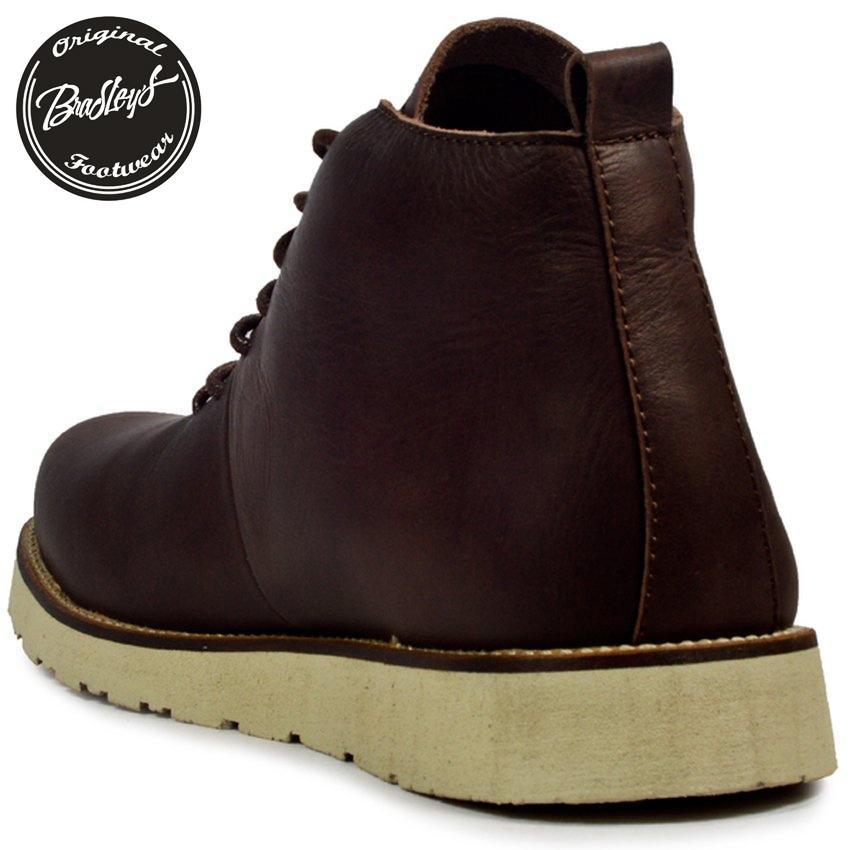 Sepatu Kulit Pria Bradleys zapato - Coklat - Sepatu Fomal Sekelas Brodo. Source · Bradleys