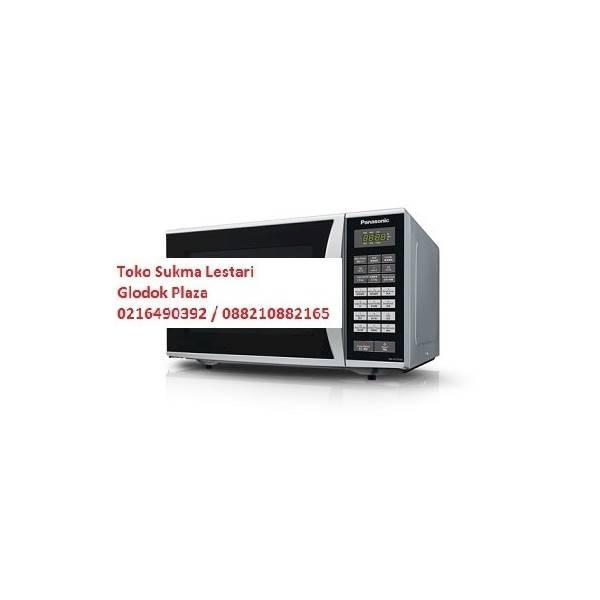 Microwave Grill Panasonic Nn-Gt 353 M - Rcydcm