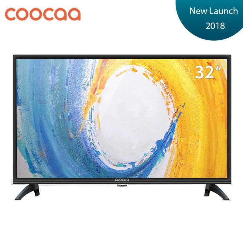 Coocaa 32 inch LED HD Ready Digital TV - Hitam (model: 32D3T)