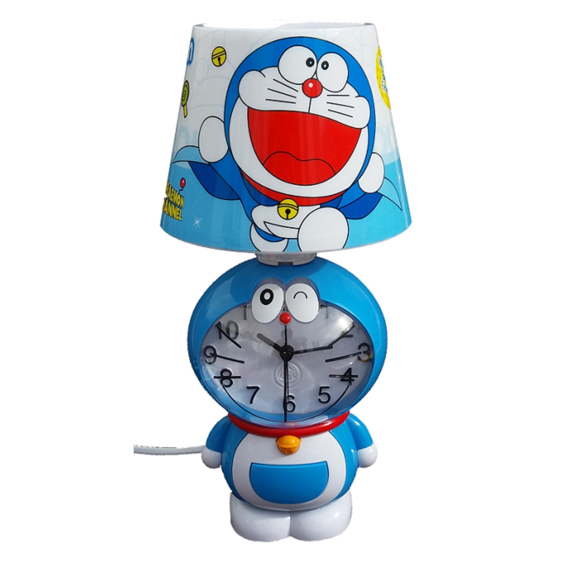 Doraemon Karakter Lampu (Jam) Meja CD-6782