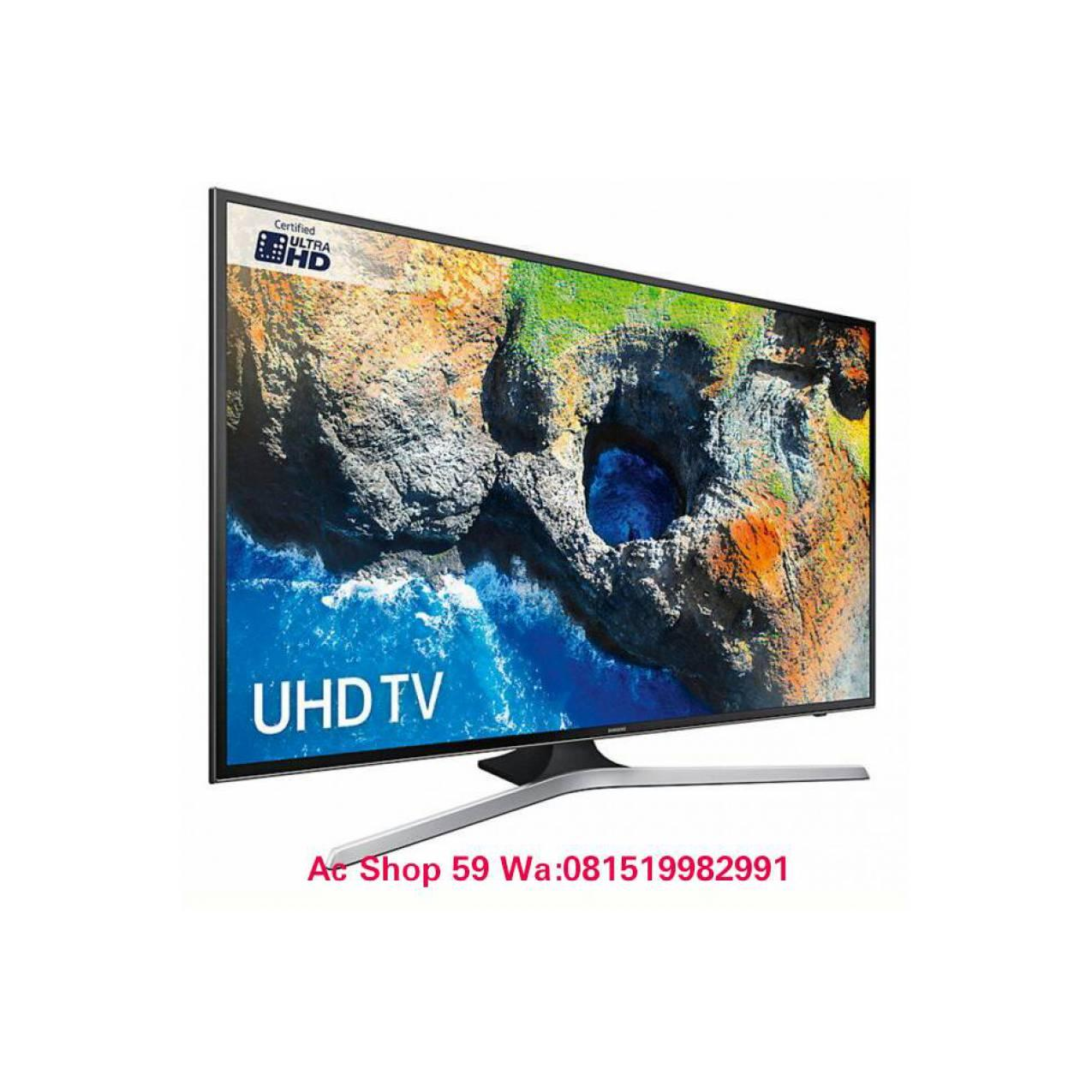 TV LED SAMSUNG 50 MU6100 ULTRA HD 4K SMART TV 50 INCH HDR NEW 2017
