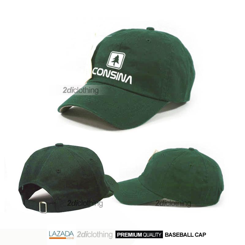 Topi Distro Consina Unisex Premium Quality - Topi Consina Premium distro
