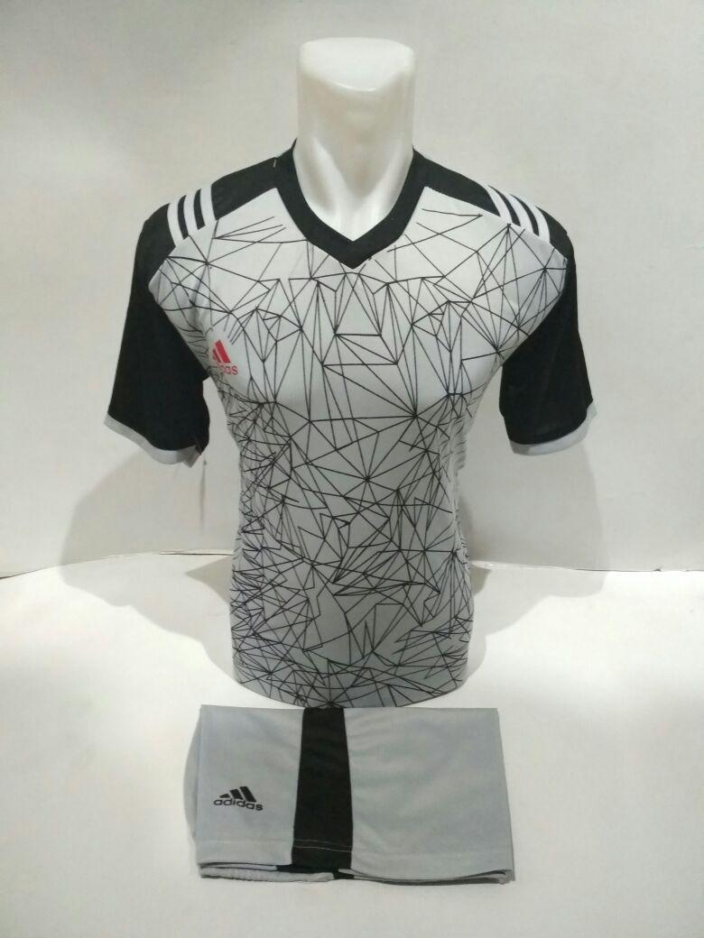 [TERBARU AD 02] Baju Kaos Olahraga Setelan Futsal/Voly
