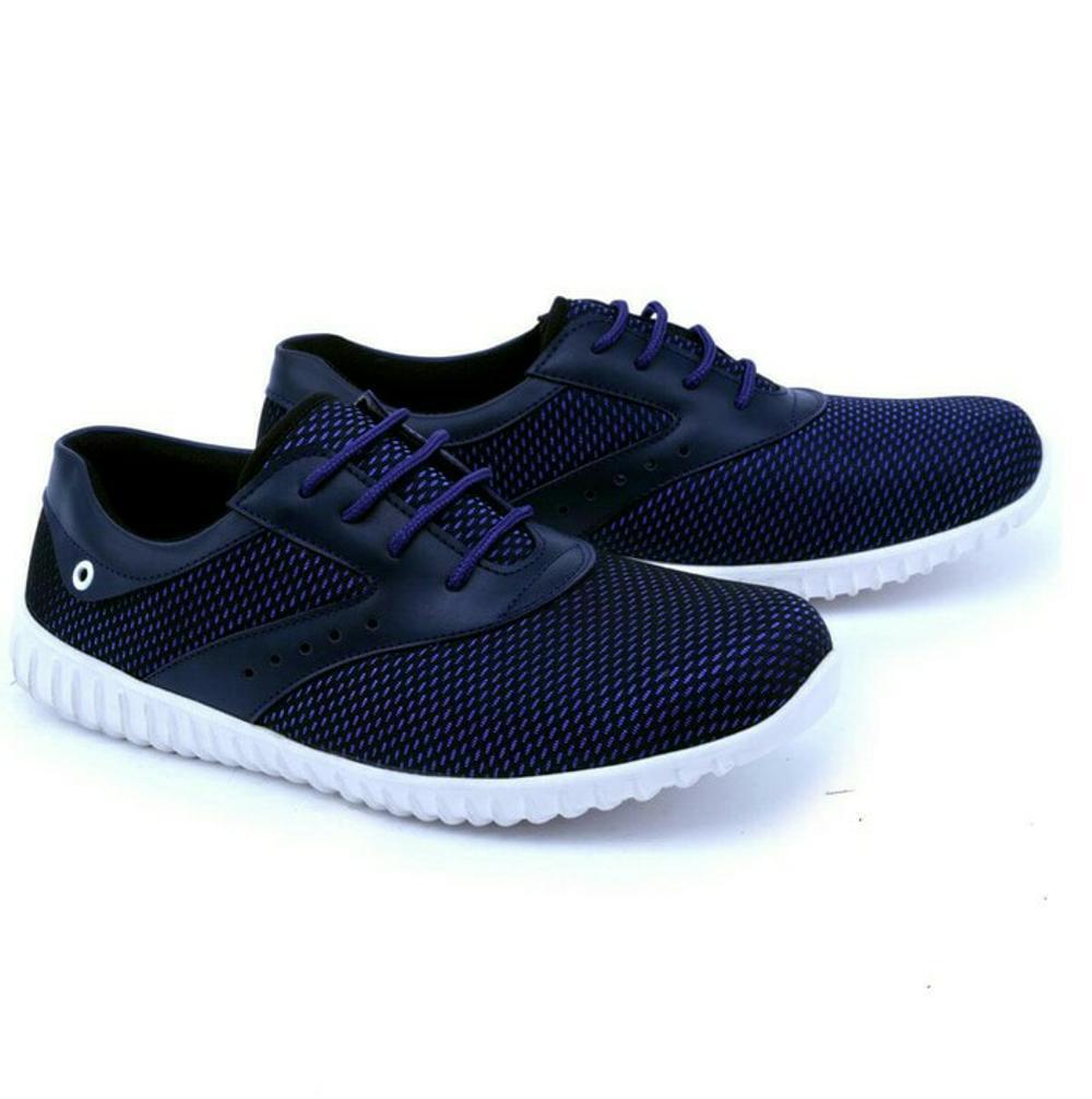 Promo Sepatu casual distro bandung, sepatu casual pria, sepatu murah pria, sepatu cibaduyut Fashion