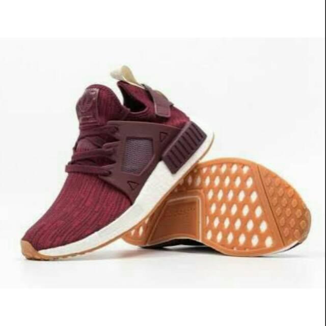 Sepatu Premium Adidas NMD XR 1 Casual Original Sneakers Ori Sport Joging Pria Murah Cowok Olahraga