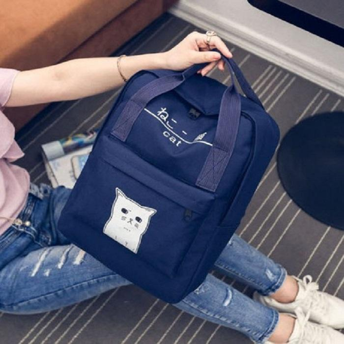 PROMO Tas anak RANSEL abg remaja dewasa ANAK Remaja Dewasa Kids Jaman Now Korean Style MOTIF PANDAPANDA Kucing Hello kitty STAR WARS