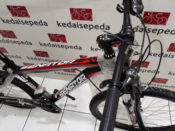 Sepeda gunung / MTB 26 Senator murah - N6VPLx