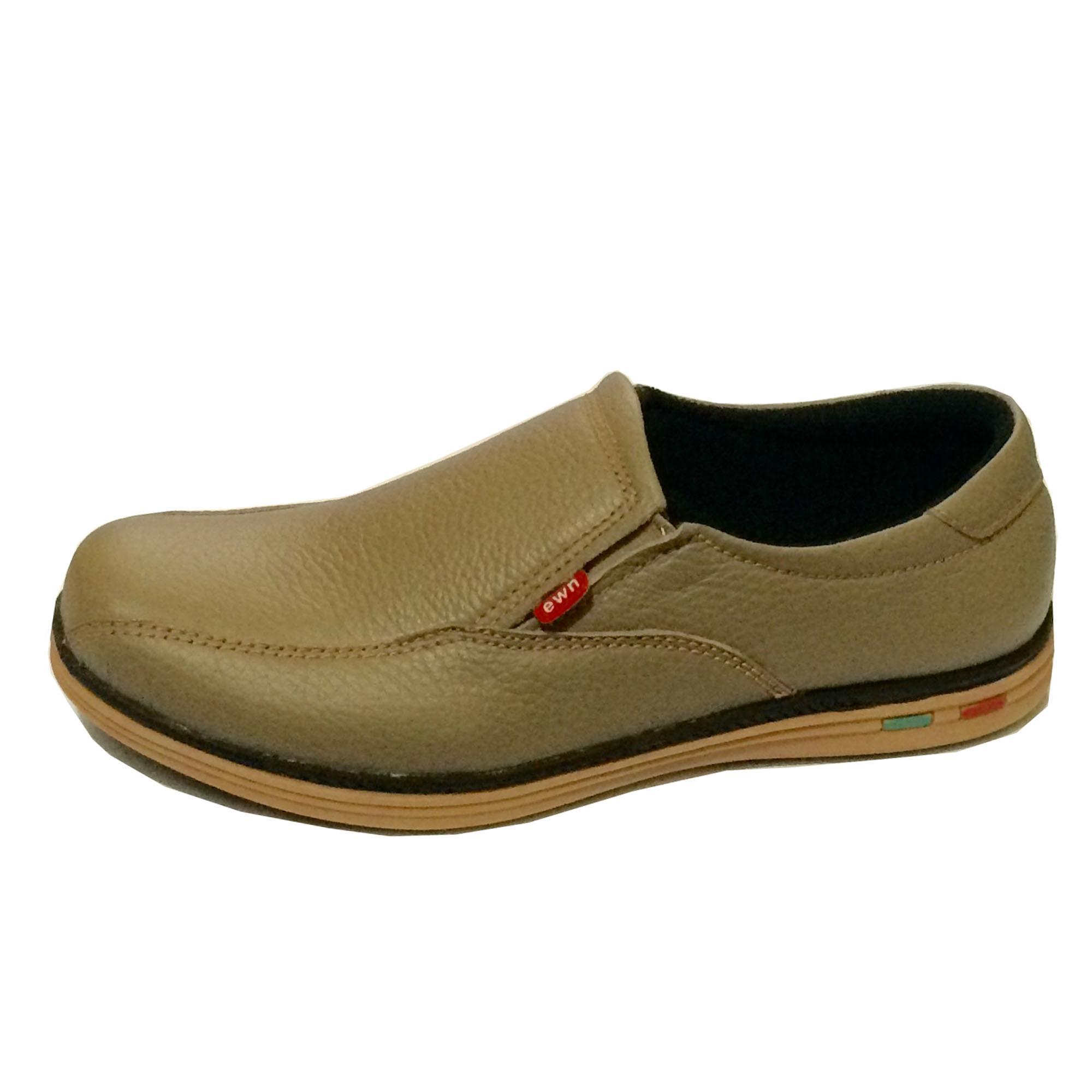 JUALAN DISKON Sepatu Casual Pria Ardiles Kasai Abu Tua Oranye ~ Jual ... c3403ce629