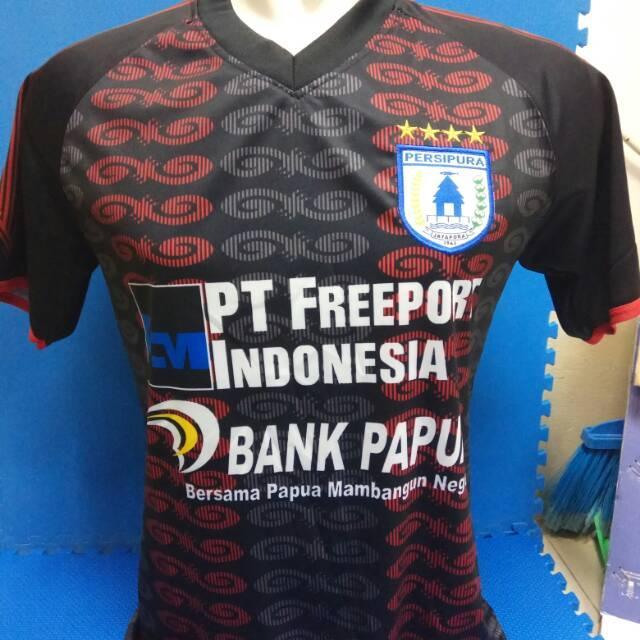 Jersey Persipura Jayapura home 2018