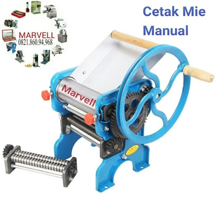 Gilingan Mie Manual / Mesin Cetak Mie / Noodle Maker
