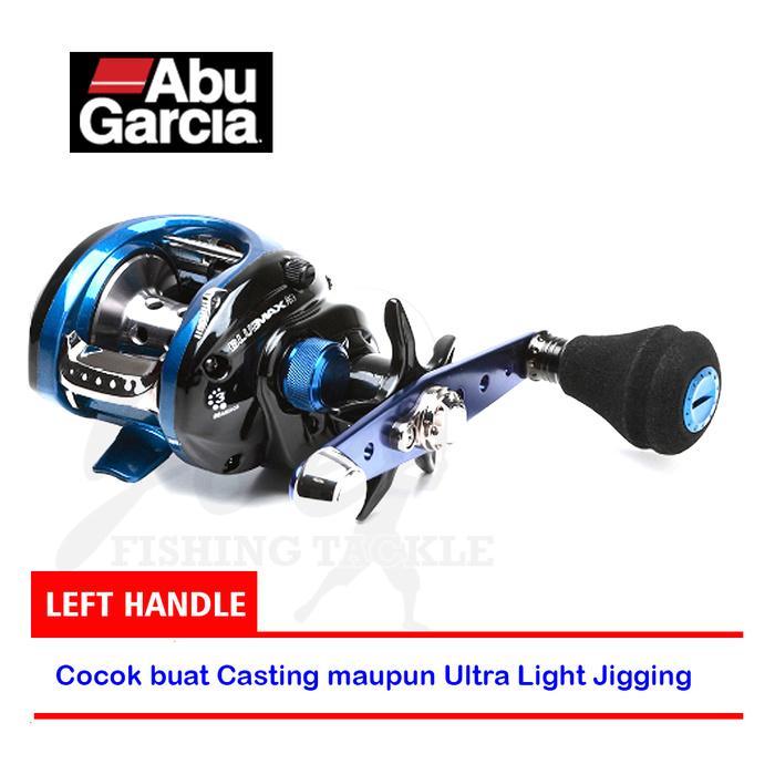 Abu Garcia BlueMax BC Reel - Left Handle - bnXnFE