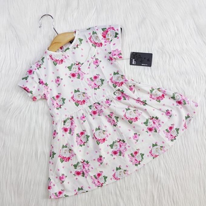 PROMO SALE DRESS ANAK MAX ORIGINAL (CEK STOK DULU SEBELUM ORDER)  FZ001XO