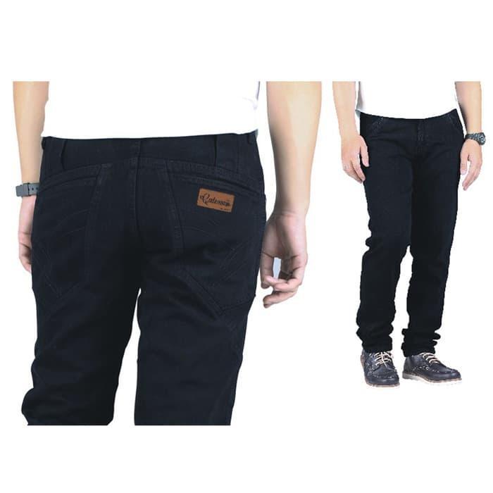 Promo Celana Jeans Celana Denim Black Hitam Pria Catenzo NJ 916 Fashion  - 4a9d58f5135461548c1334b13c09e76e - Kumpulan Harga Grosir Celana Jeans Anak Import Bandung Agustus 2018