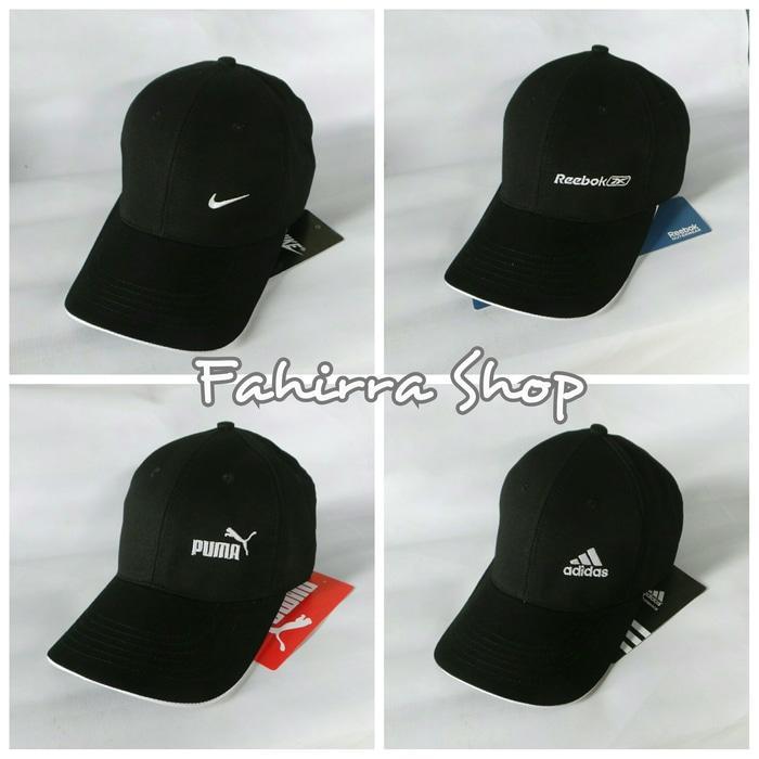 Topi Sport Trendi Murah Merk Adidas Nike Fila Reebok dan Puma Terlaris di Lazada