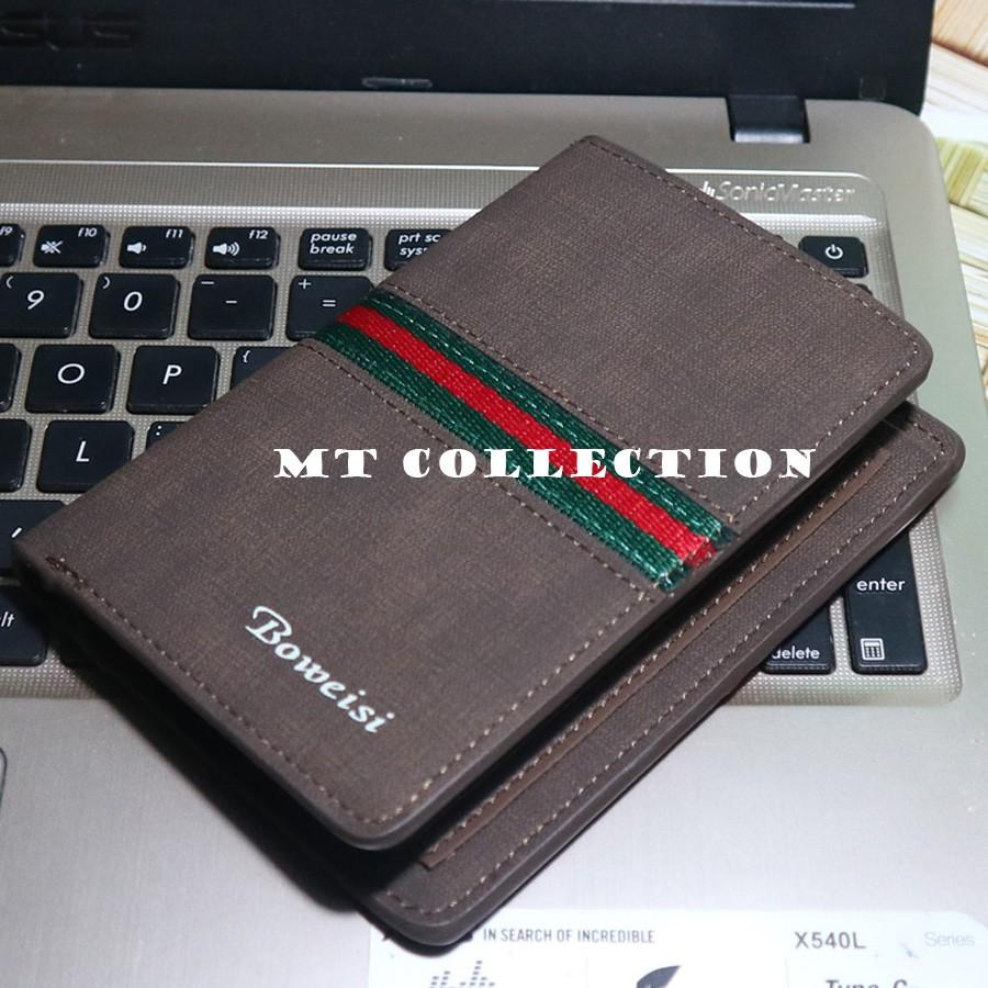 Buy Sell Cheapest Dompet Bovis Boweisi Best Quality Product Deals Pria Kulit Original