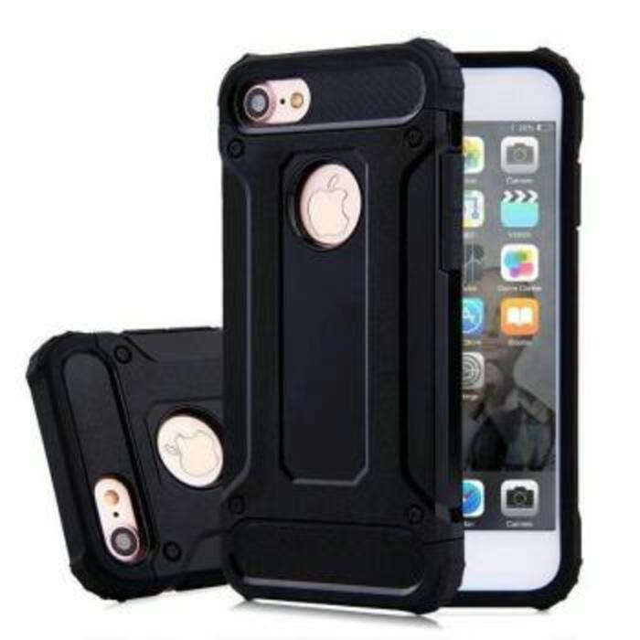 Iphone 4 Case Casing Iphone 4S Hardcase Iron Touch Armor Tech