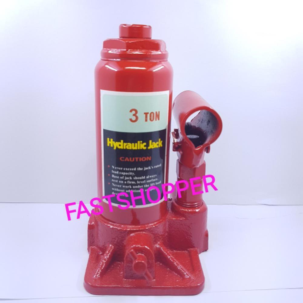 Fitur Dongkrak Mobil Model Botol 3 Ton Kuat Simpel Dbt33 4 Tekiro Emergency Termurah