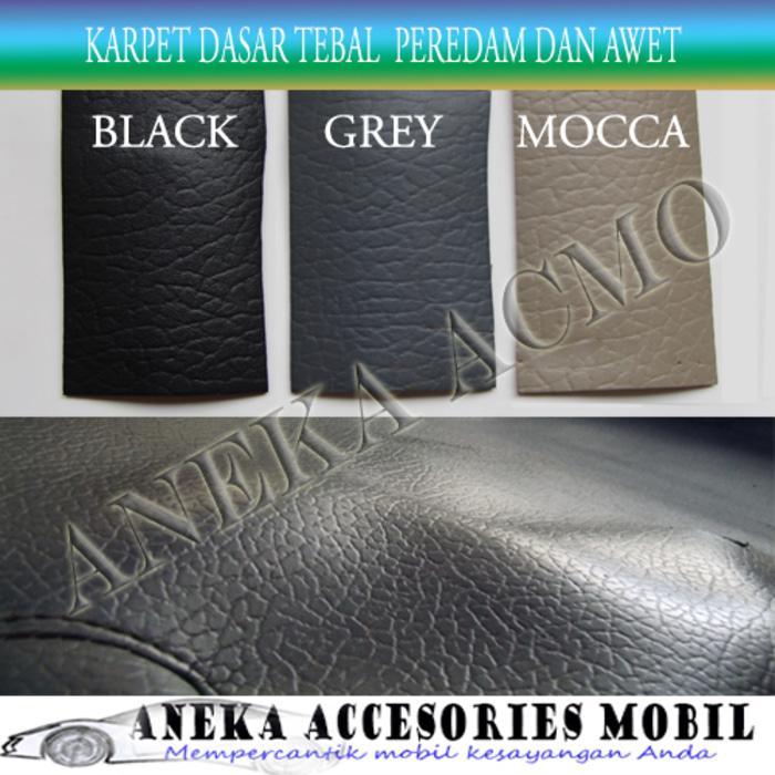 Karpet Dasar/Lantai Tebal Peredam Toyota All New Avanza/Veloz