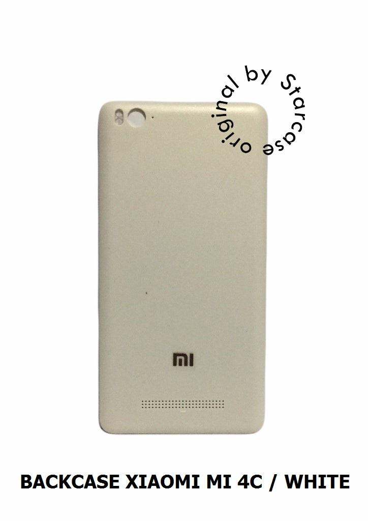 BACKCOVER XIAOMI 4C / CASE XIAOMI MI4C  ( Back Cover/Casing/Tutup Baterai/BackDoor )